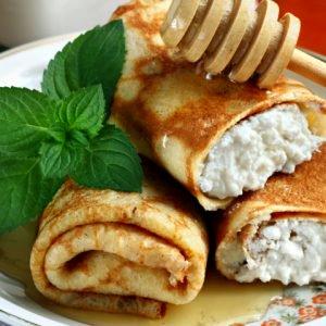 Blissful Breakfasts! - A wonderful dairy treat for Shavuot!