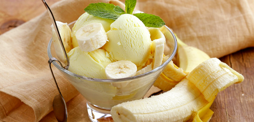 Delightful Desserts! - This healthy ice cream is so easy, you won't believe it! It really only requires one ingredient, bananas, however CKA has stepped it up a bit and added a few additional ingredients for extra flavor.