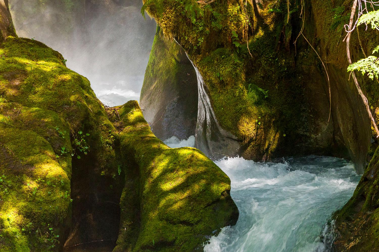 Cascadian Falls