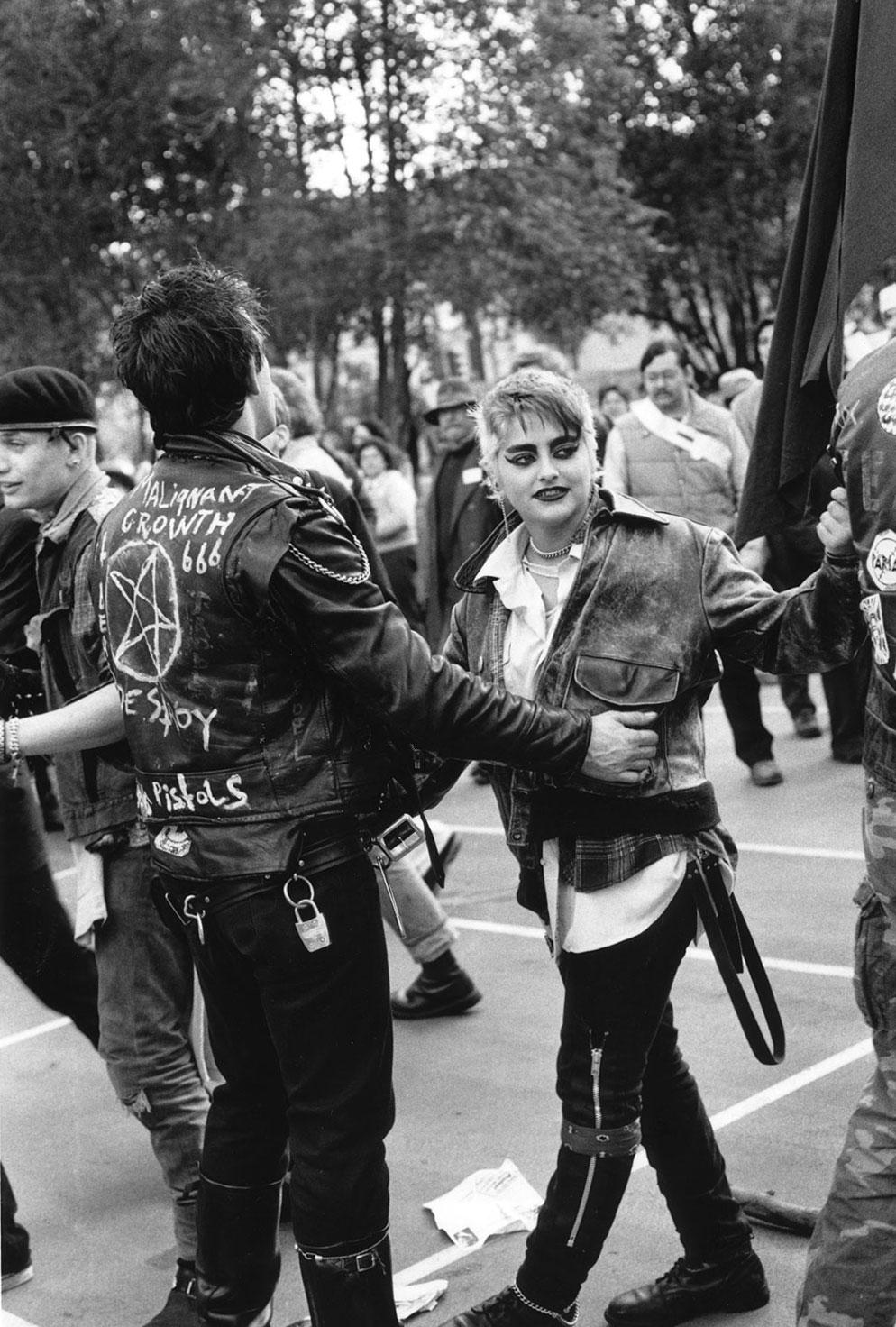 Political Punks