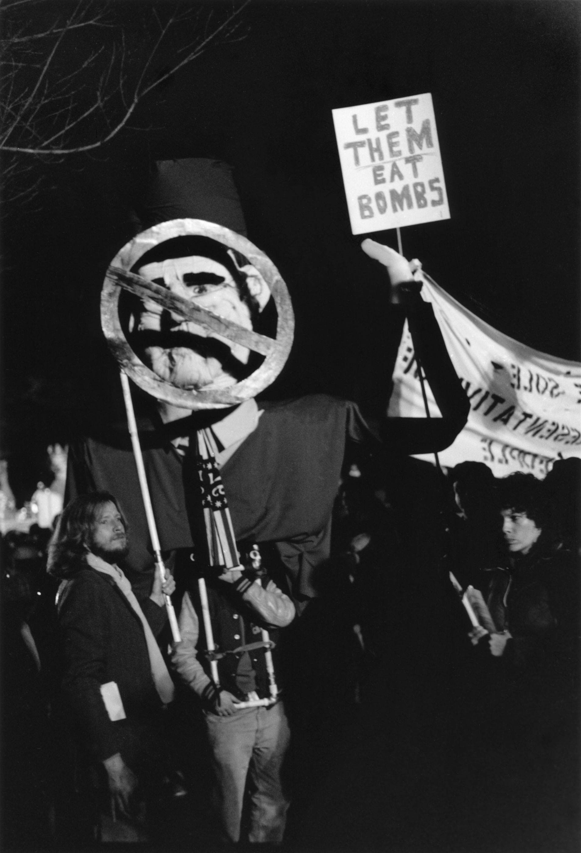 March 3, 1983 Protest