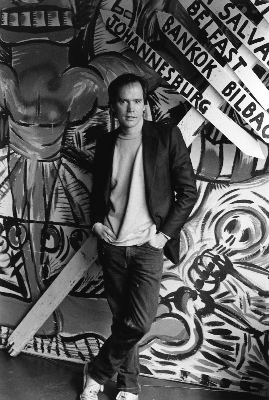 Mark Rennie, Proprietor Club Nine Art Motel