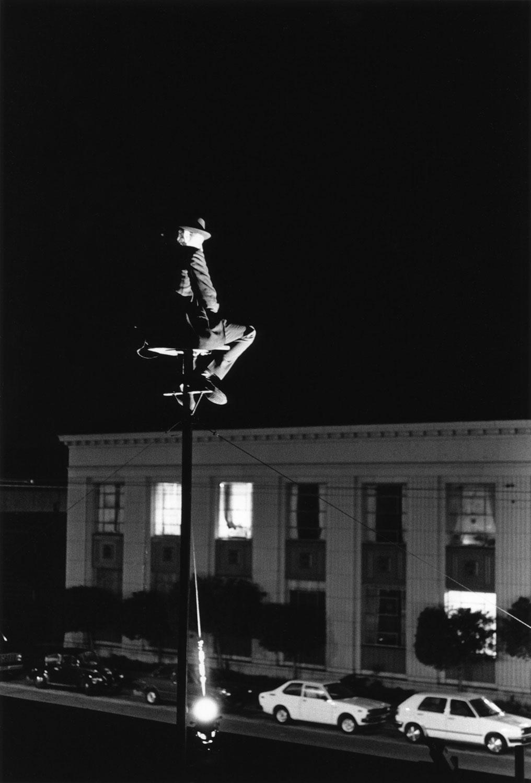 Tony Labat, Performance Art, Club Nine