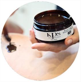 KPS ESSENTIALS SLIMSAGE TREATMENT Product (photo).