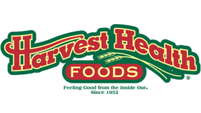 Harvest Health Foods Logo (Photo).