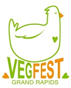 Grand Rapids Veg Fest logo (photo).