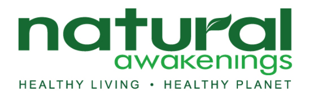 Natural Awakenings Magazine logo (photo).