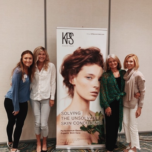 Our Holistic Esthetician team had a big day at KPS Essentials training yesterday learning the newest information on cutting-edge technology in skincare! ⁣ ⁣ O𝘶𝘳 𝘵𝘦𝘢𝘮 𝘱𝘳𝘪𝘰𝘳𝘪𝘵𝘪𝘻𝘦𝘴 𝘦𝘥𝘶𝘤𝘢𝘵𝘪𝘰𝘯 𝘪𝘯 𝘯𝘦𝘸 𝘱𝘳𝘰𝘤𝘦𝘥𝘶𝘳𝘦𝘴 𝘵𝘰 𝘣𝘦𝘵𝘵𝘦𝘳 𝘰𝘶𝘳 𝘴𝘦𝘳𝘷𝘪𝘤𝘦𝘴 𝘧𝘰𝘳 𝘰𝘶𝘳 𝘤𝘭𝘪𝘦𝘯𝘵𝘴 𝘸𝘪𝘵𝘩 𝘵𝘩𝘦 𝘣𝘦𝘴𝘵 𝘰𝘳𝘨𝘢𝘯𝘪𝘤, 𝘦𝘧𝘧𝘦𝘤𝘵𝘪𝘷𝘦 𝘴𝘬𝘪𝘯𝘤𝘢𝘳𝘦 𝘰𝘱𝘵𝘪𝘰𝘯𝘴 𝘱𝘰𝘴𝘴𝘪𝘣𝘭𝘦! ⁣ ⁣ Stick around to see what's coming soon 😍 Thank you @kpsessentials 🌿 • #kpsessentials #organicskincare #wholesomeskincare #holisticskincare #holistic #healthyskin #naturalproducts #chemicalfree #foodgrade #foodgradeskincare #naturalist #naturalbeauty #onlythebest #rocketscience #scienceinskincare #grandrapids #holisticestheticians #westmichiganestheticians #bestofthebest #training #alwayslearning #chemicalfree #toxinfree #toxinfreeskincare #toxicfreebeauty