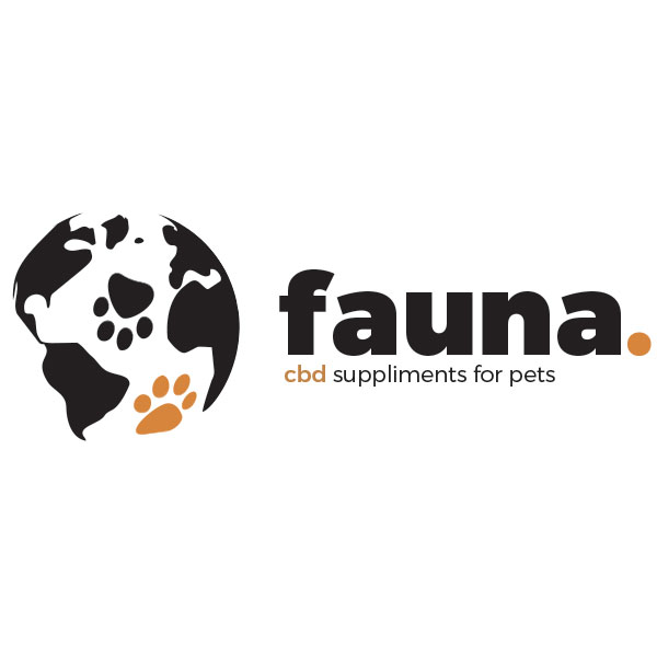 Fauna - The pet market calls for a logo that is both friendly and fun while simultaneously reassuring consumers by inspiring confidence in the brand — trustability is crucial. The design incorporating the world map and the paw is meant to suggest the unifying principle that everyone loves their pets.