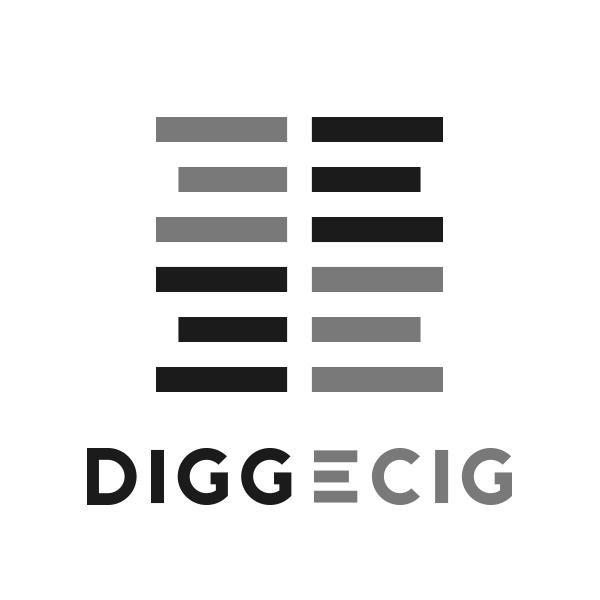 DiggECig Logo