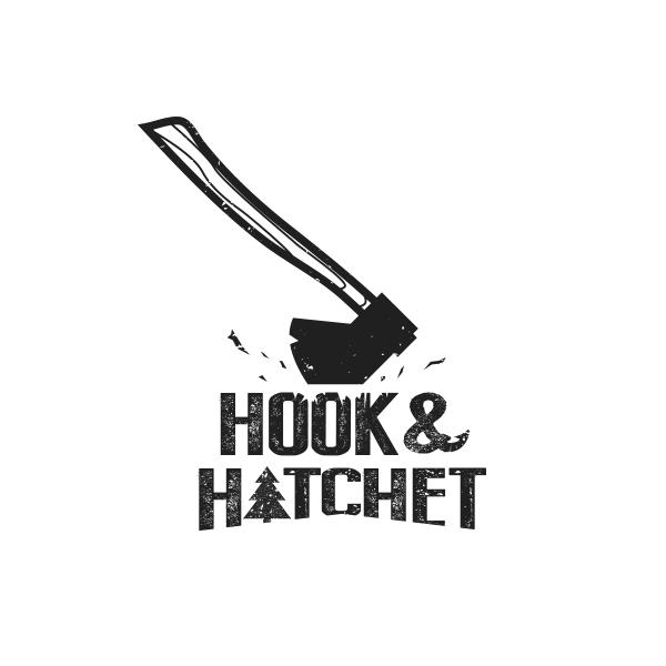 Hook & Hatchet Logo
