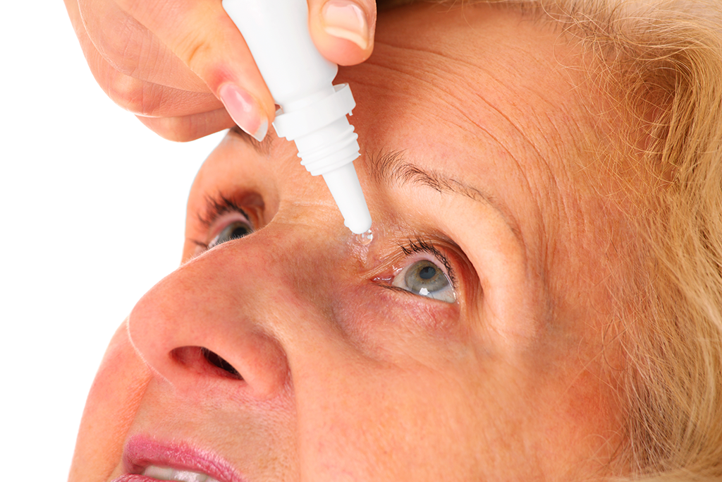 Glaucoma - Improve adherence to glaucoma drops.