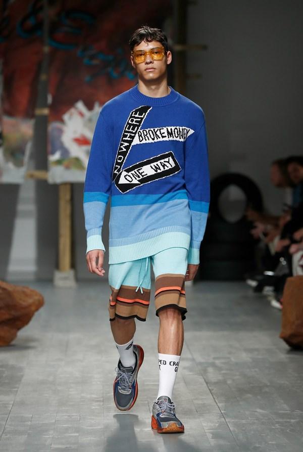 Image via London Fashion Week Mens Website
