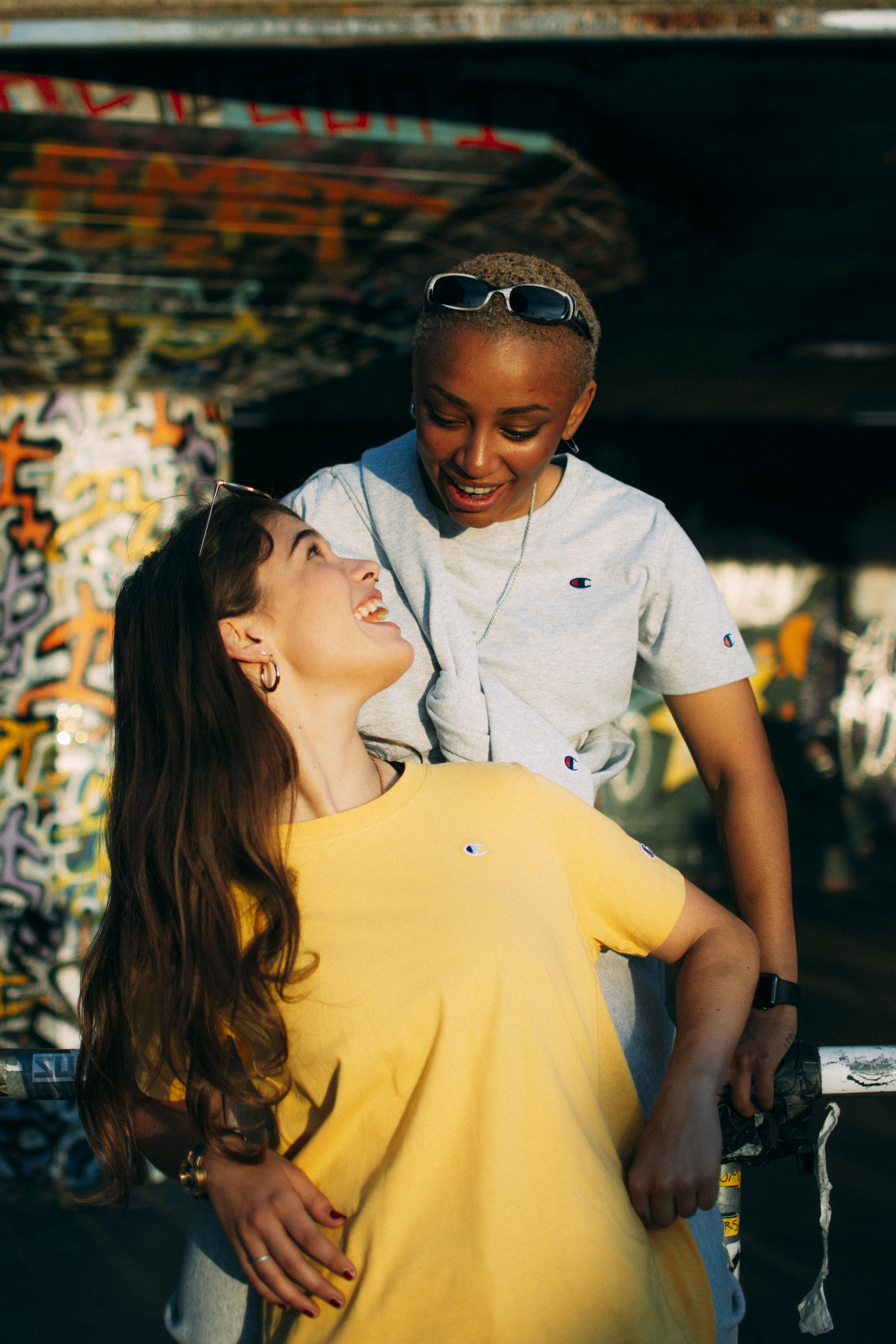 Aimee & Savannah