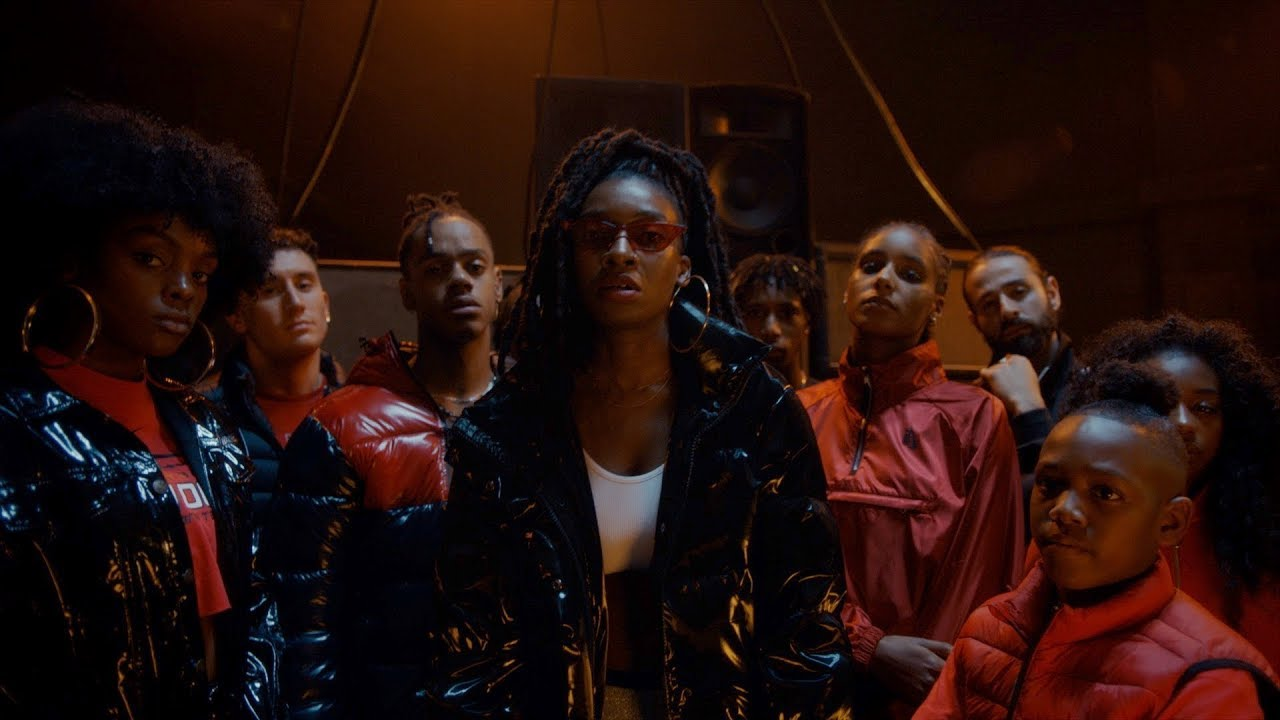 Little Simz 'Offence' music video