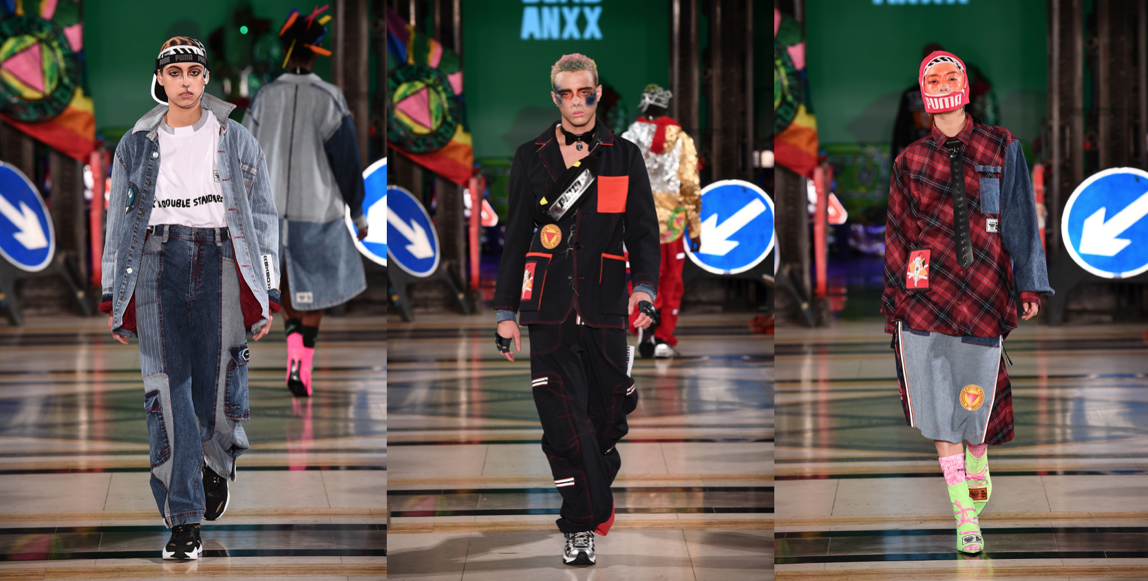 DB Berdan AW19 Collection as shown at Fashion Scout
