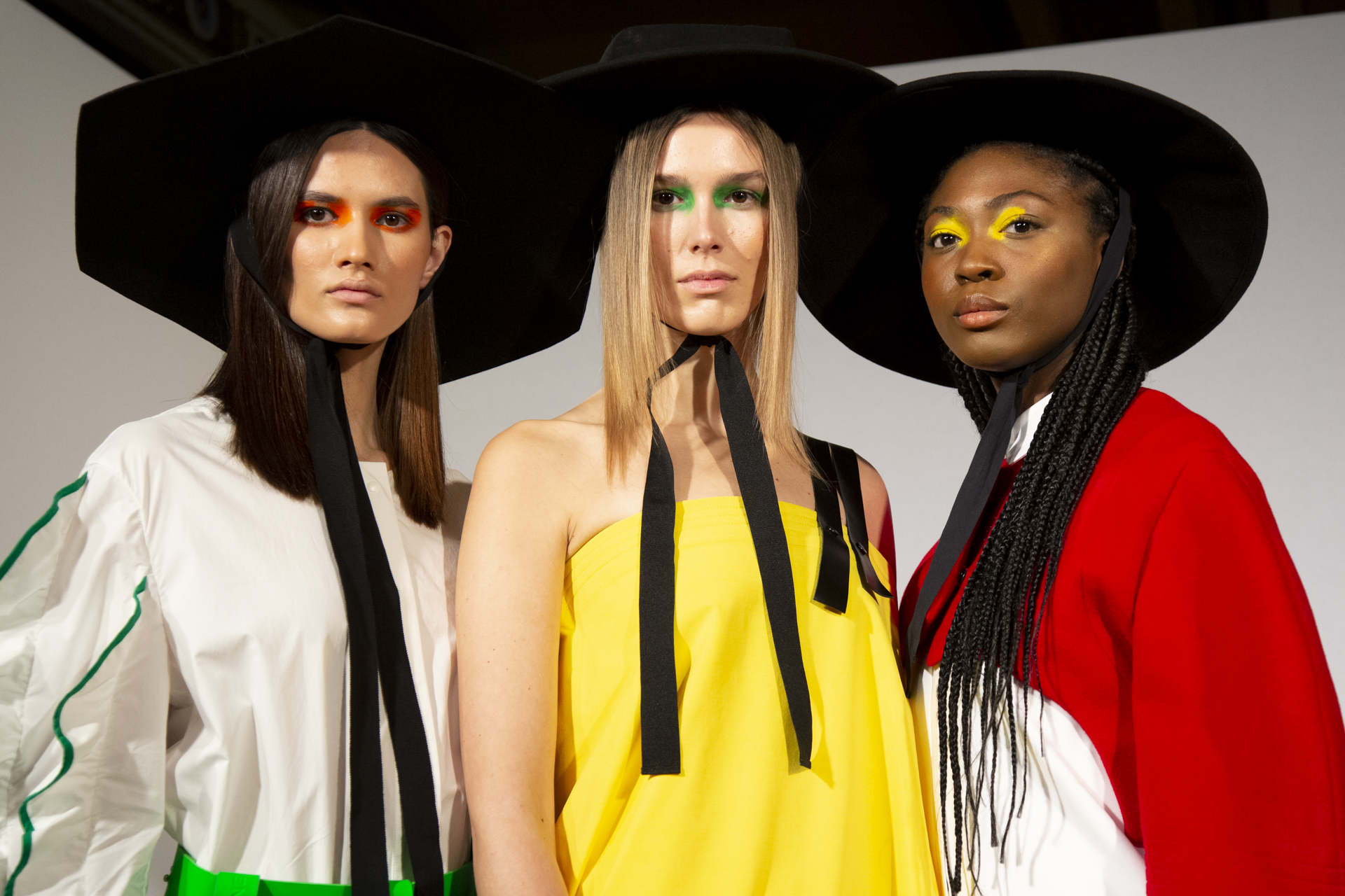 A-Jane AW19 Collection as presented by Fashion Scout
