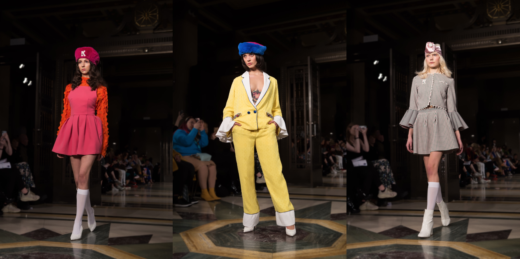 Kalissi AW19 Collection as presented by Fashion Scout | Photography by Rianna Gayle