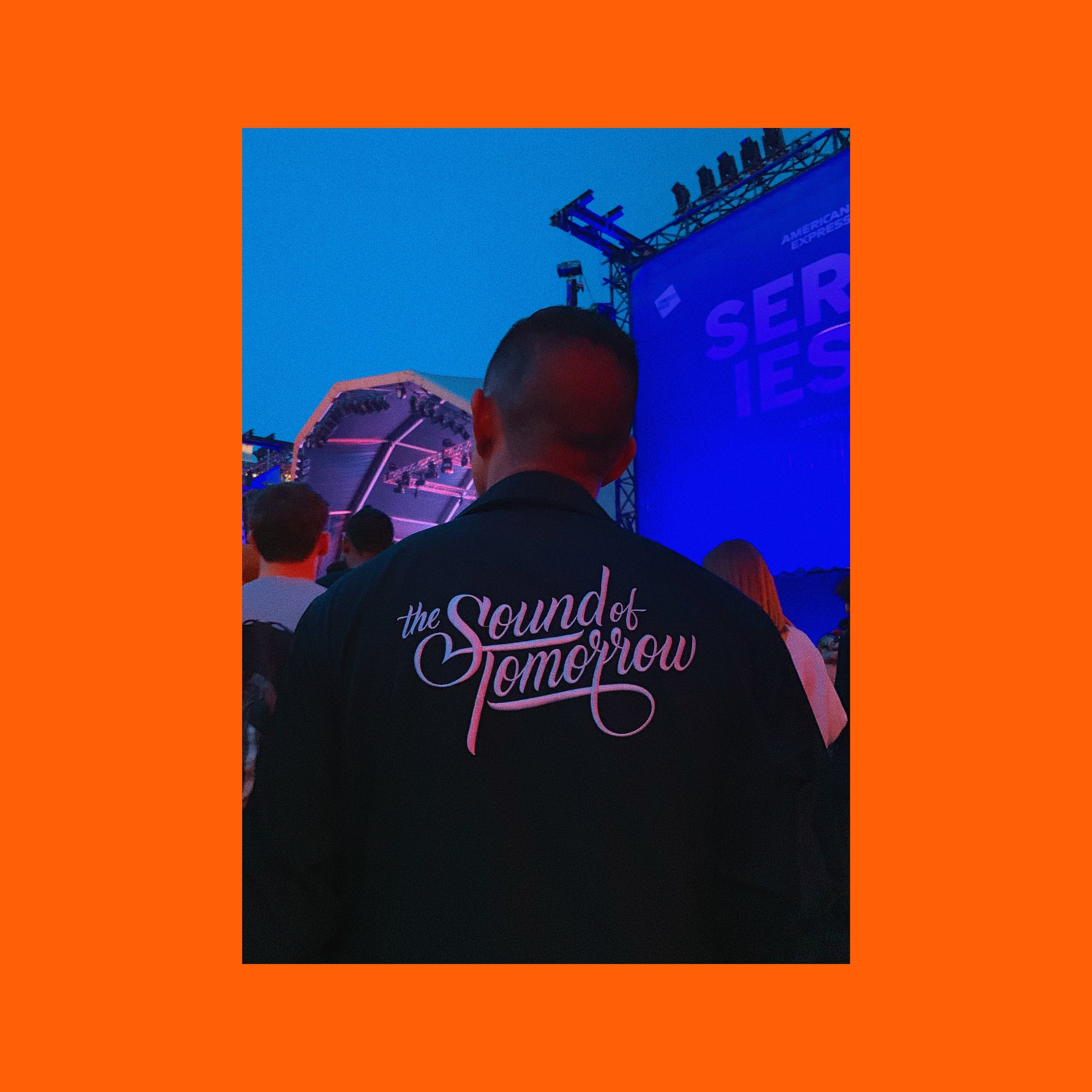 Somerset House: Summer Series with Soulection | Shot on iPhone by Almass Badat