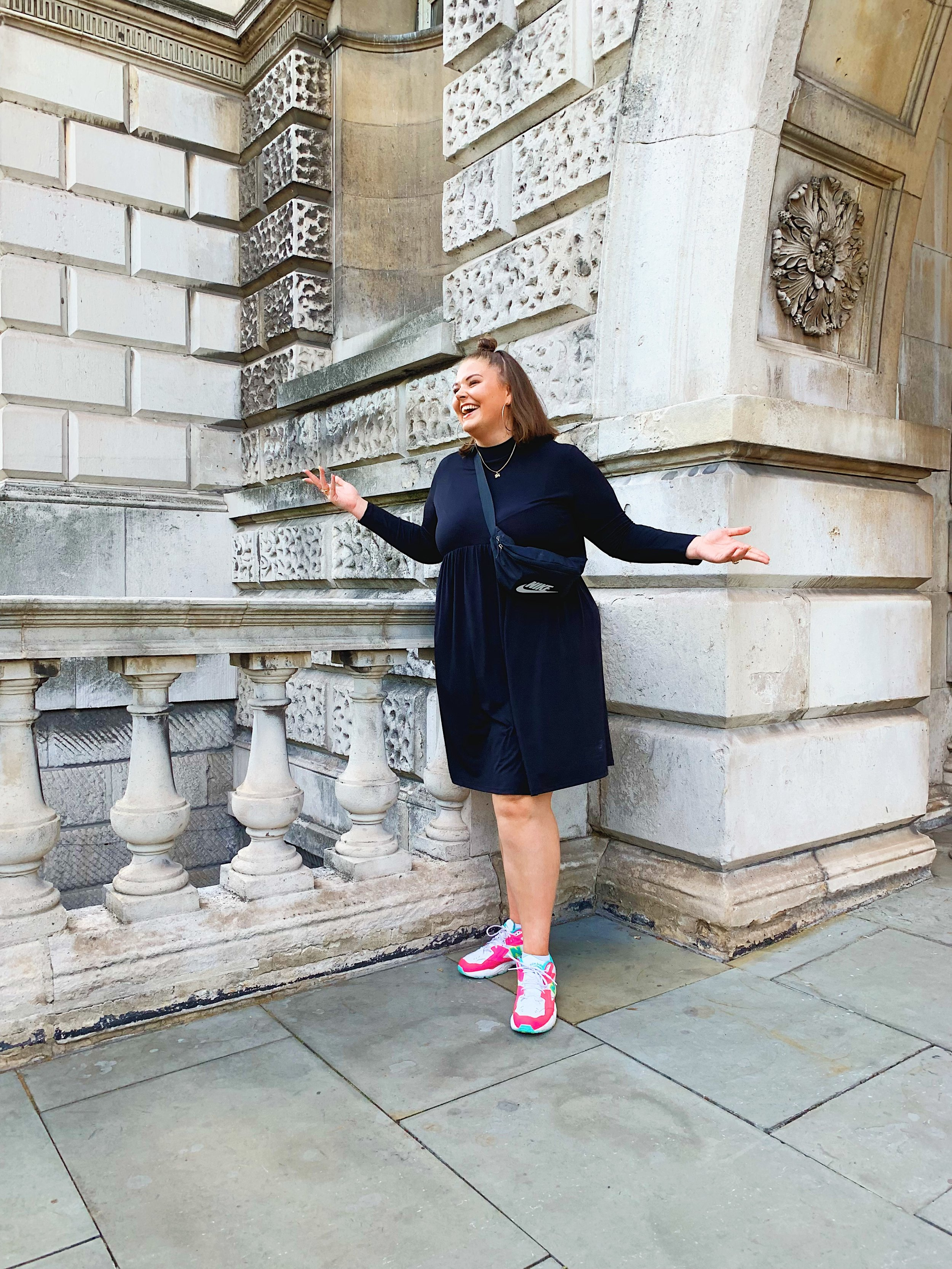 Radio Presenter Rebecca Judd, at Somerset House: Summer Series with Soulection | Shot on iPhone by Almass Badat