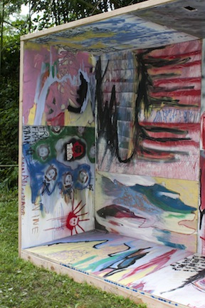 Trailer    2009   Art Direction and Concept: Amy Hughes Braden   Original Artwork: Aaron Hughes   Image Credit: Yassine el Mansouri