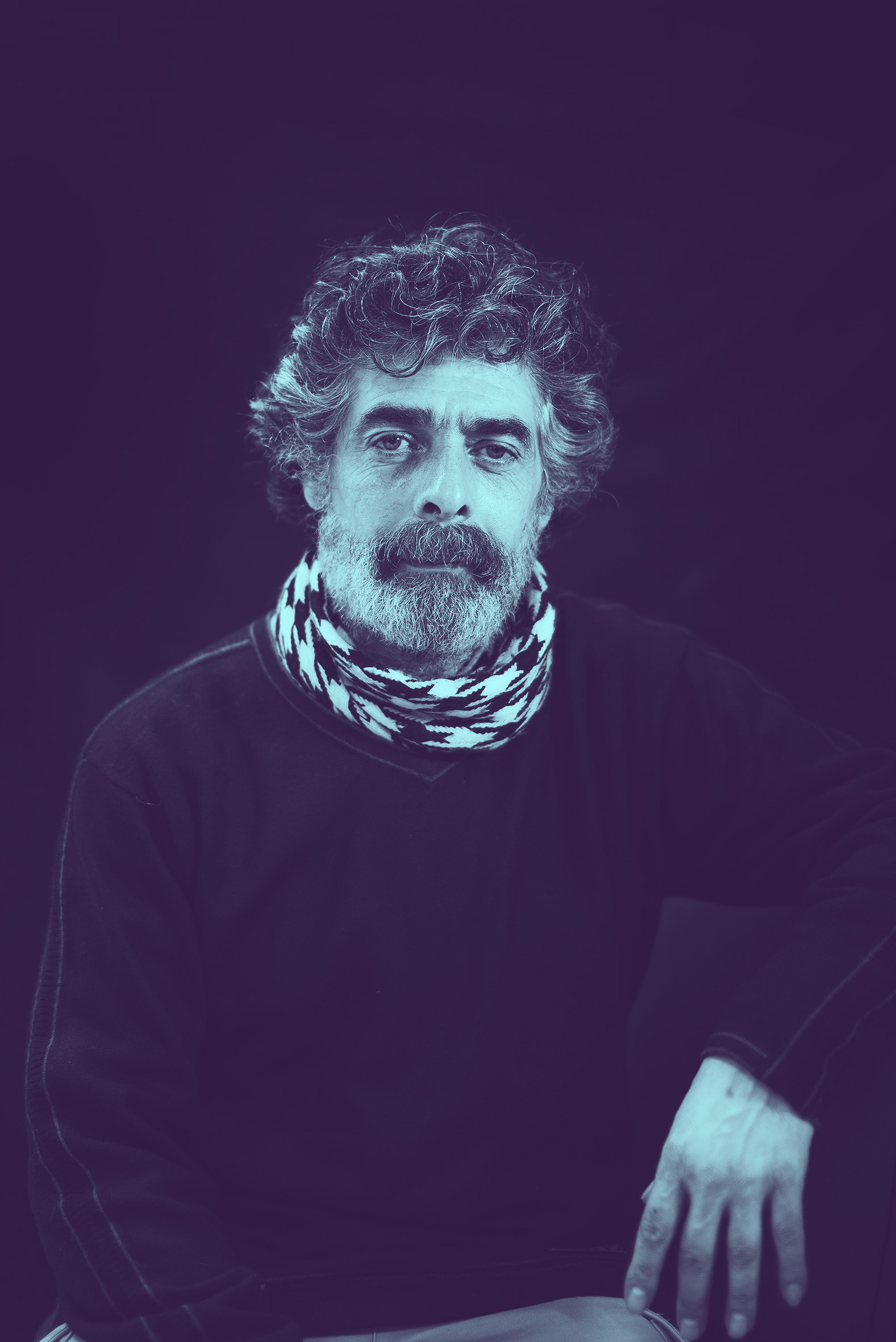 Christian Zerega - Huellas Antárticas / Pirograbados