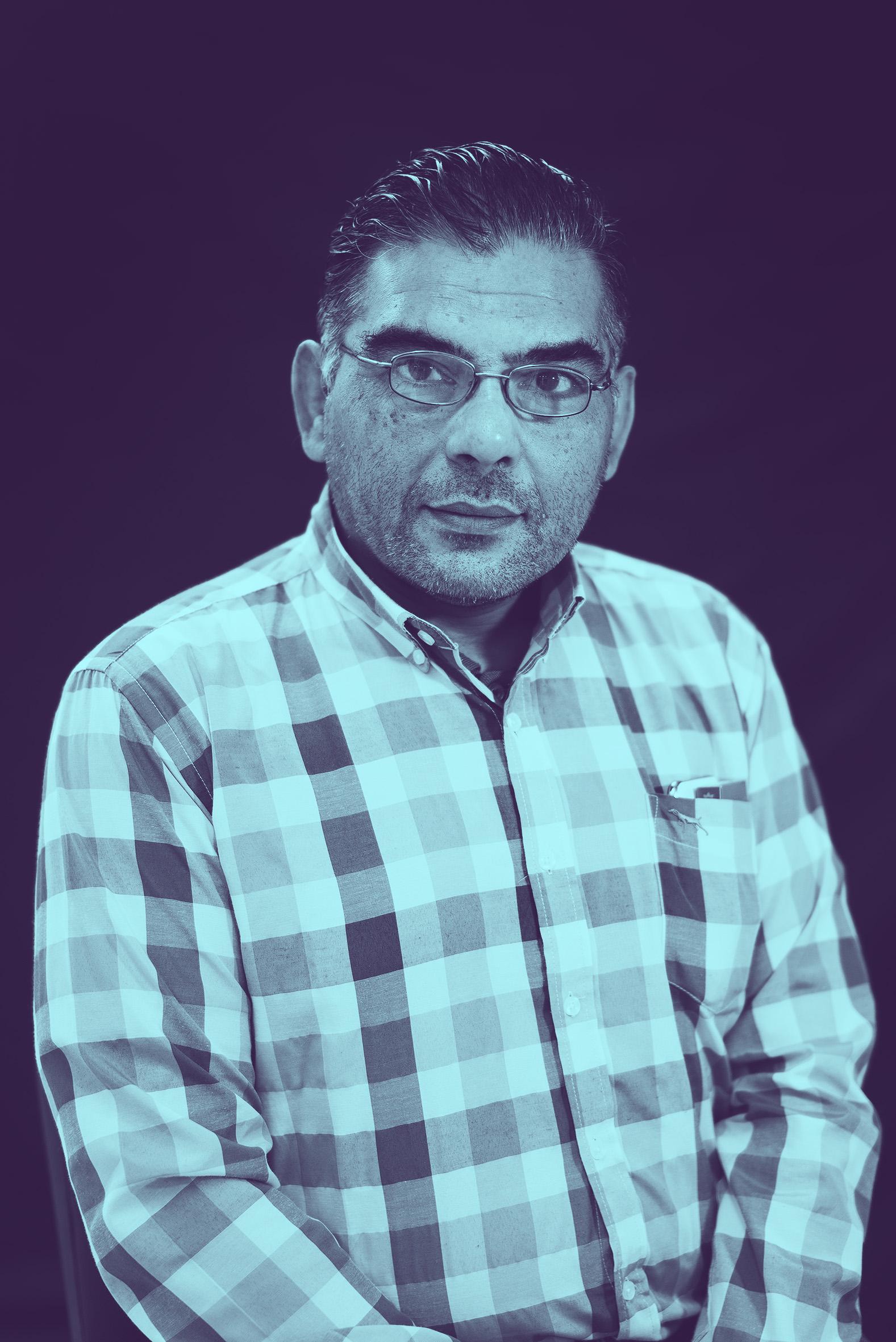 Luis Bustamante - Artesano