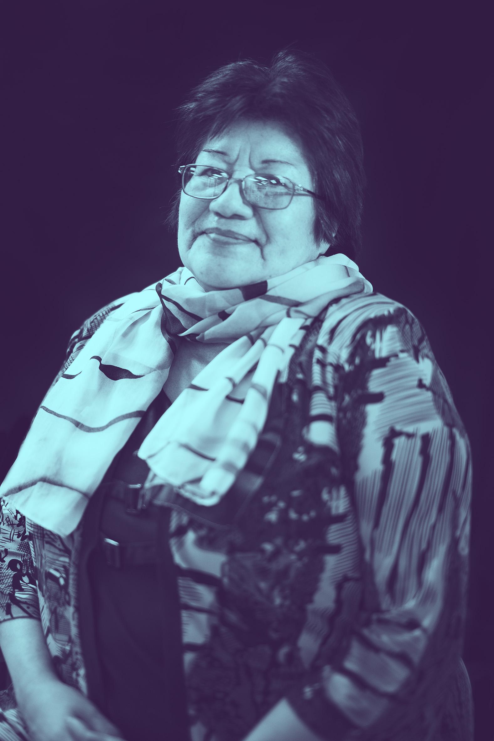 Juana Torres - Artesana / Tejedora