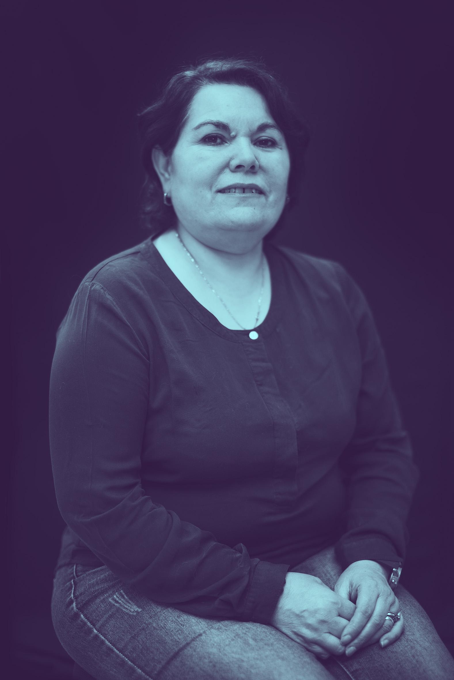 Cecilia Muñoz - Artesana / Tejedora