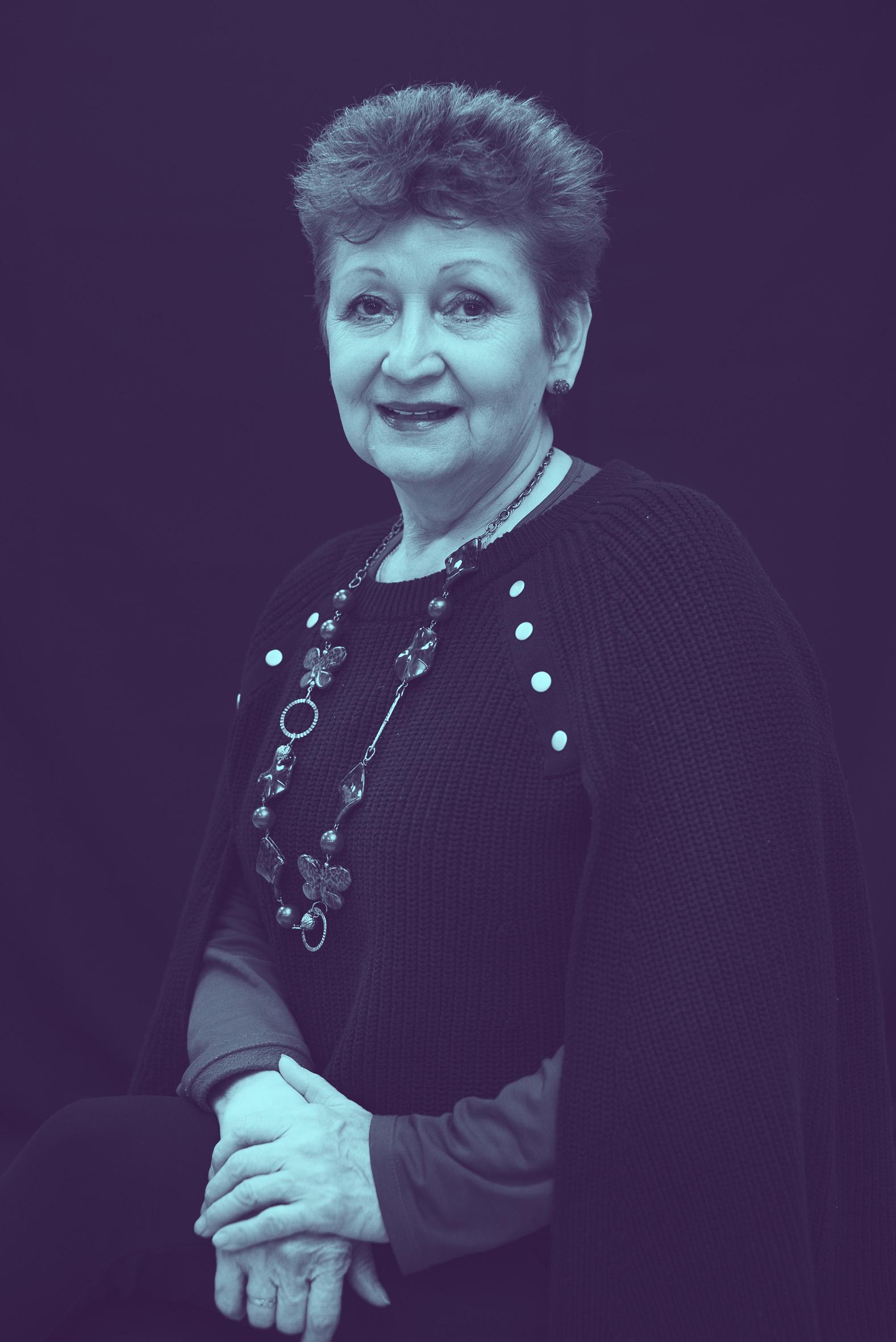 María Elena Palacios - Artesana