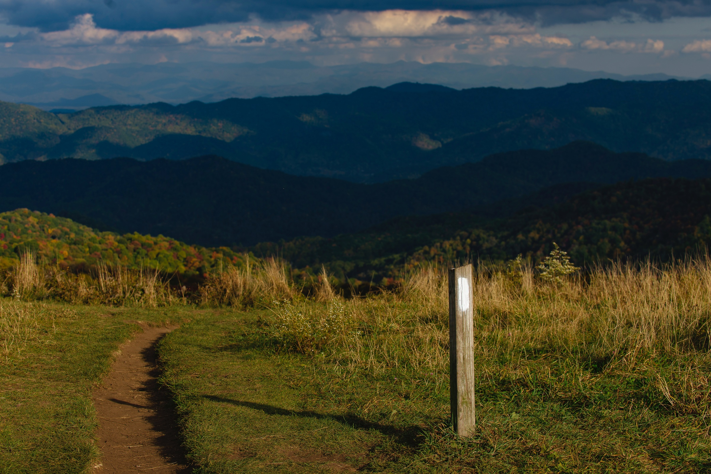 Hiking Trails - Two entrances to the Appalachian Trail,