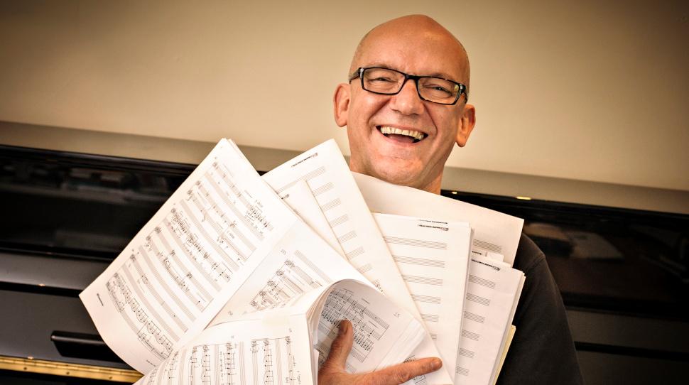 British Composer Bob Chilcott