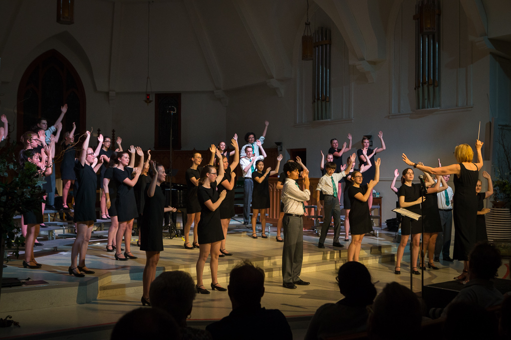Cantare Always shines in their June solo concert at St Stephen's