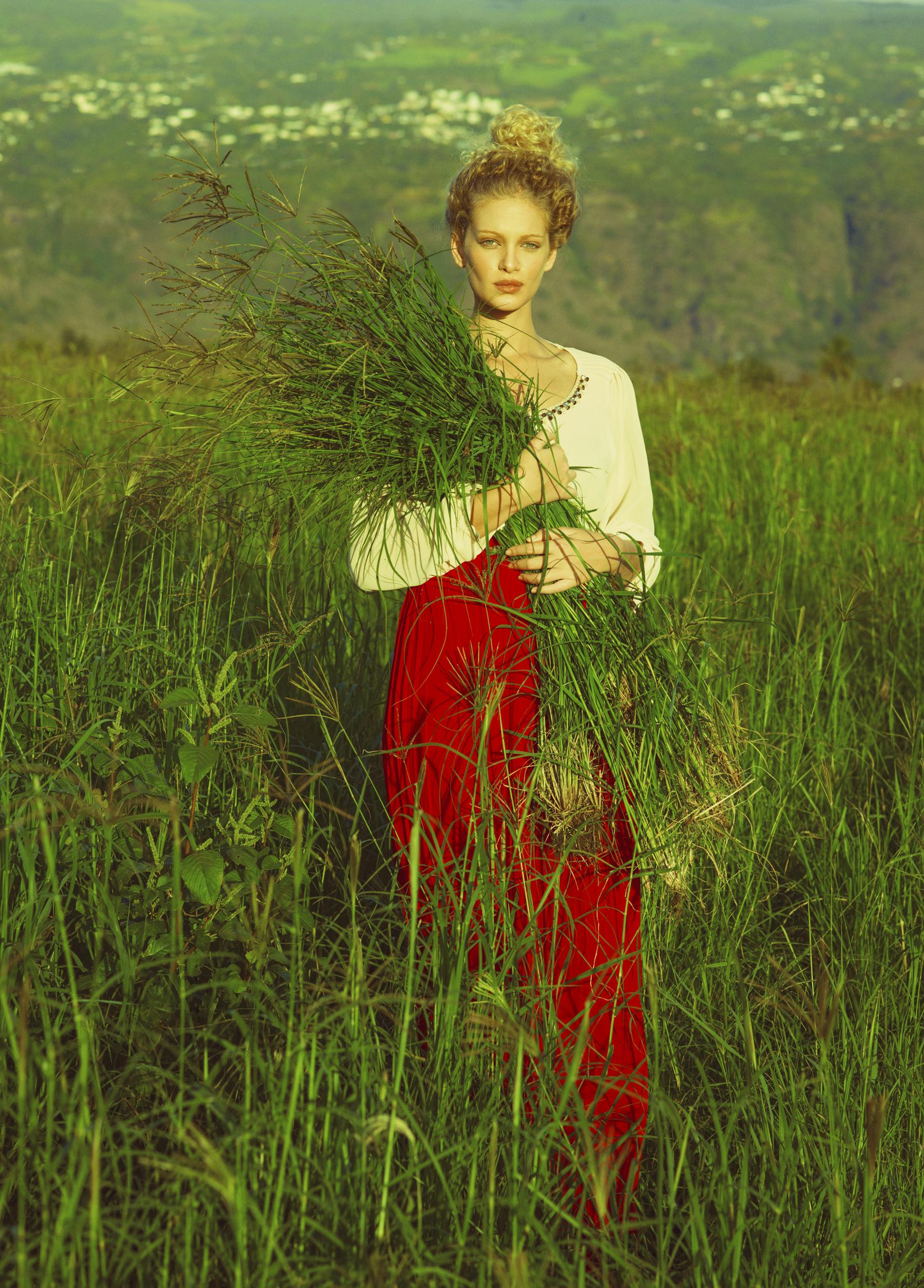 Look5 blouse- Zara, skirt- Kooples-3.jpg