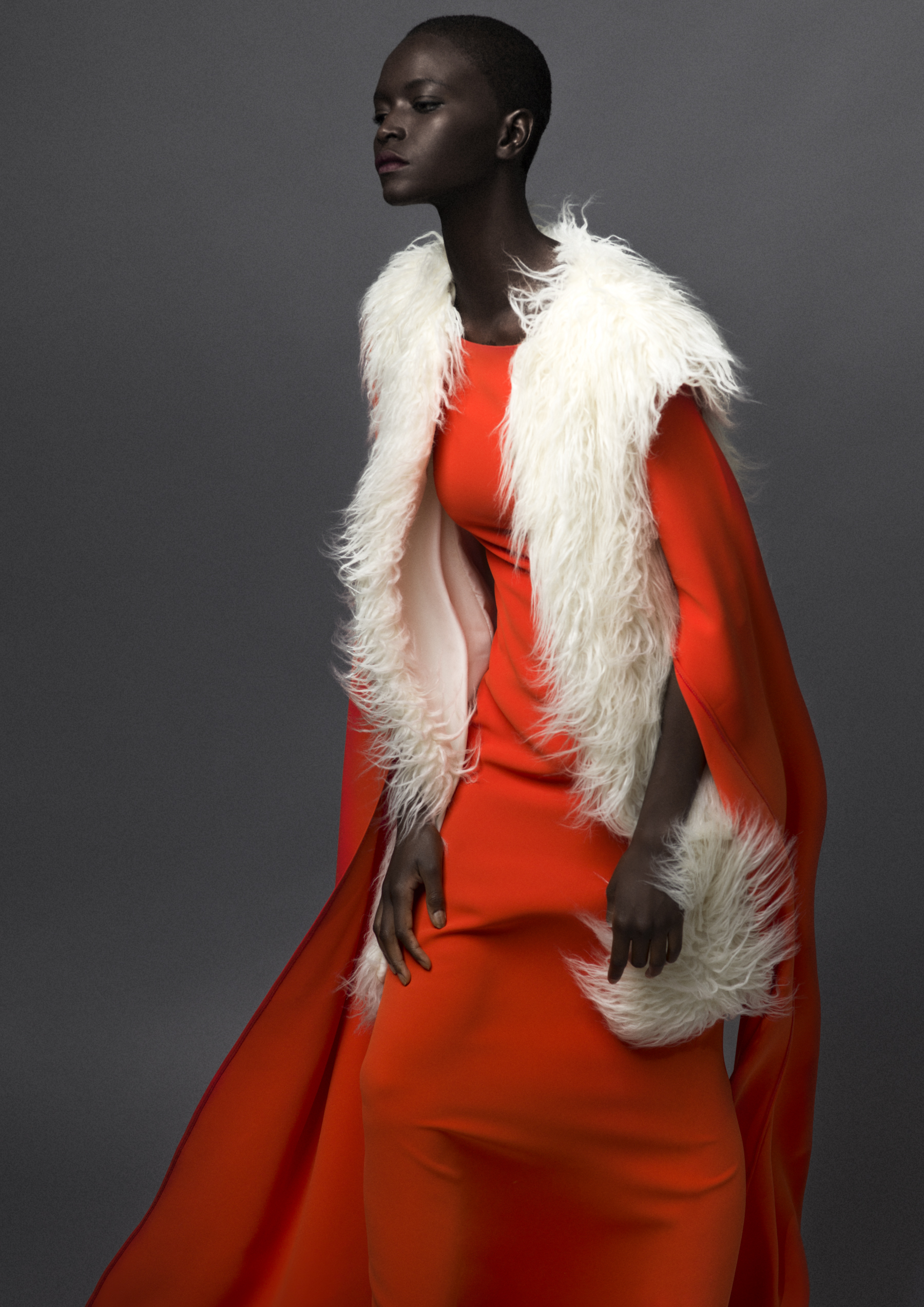 Look4dress-Forever Paris, faux fur jacket- Zara-3.jpg