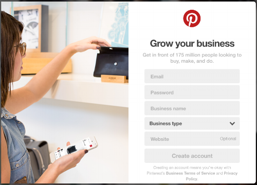 Pinterest-Business-Account-SignUp