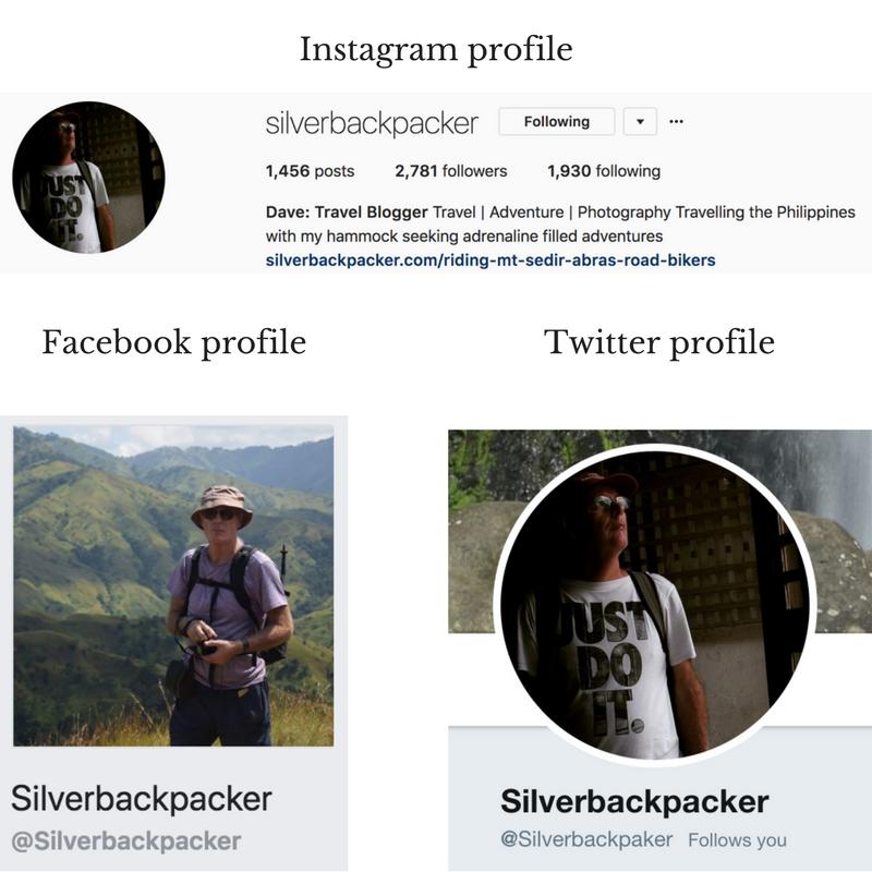 social-media-profiles-silverbackpacker