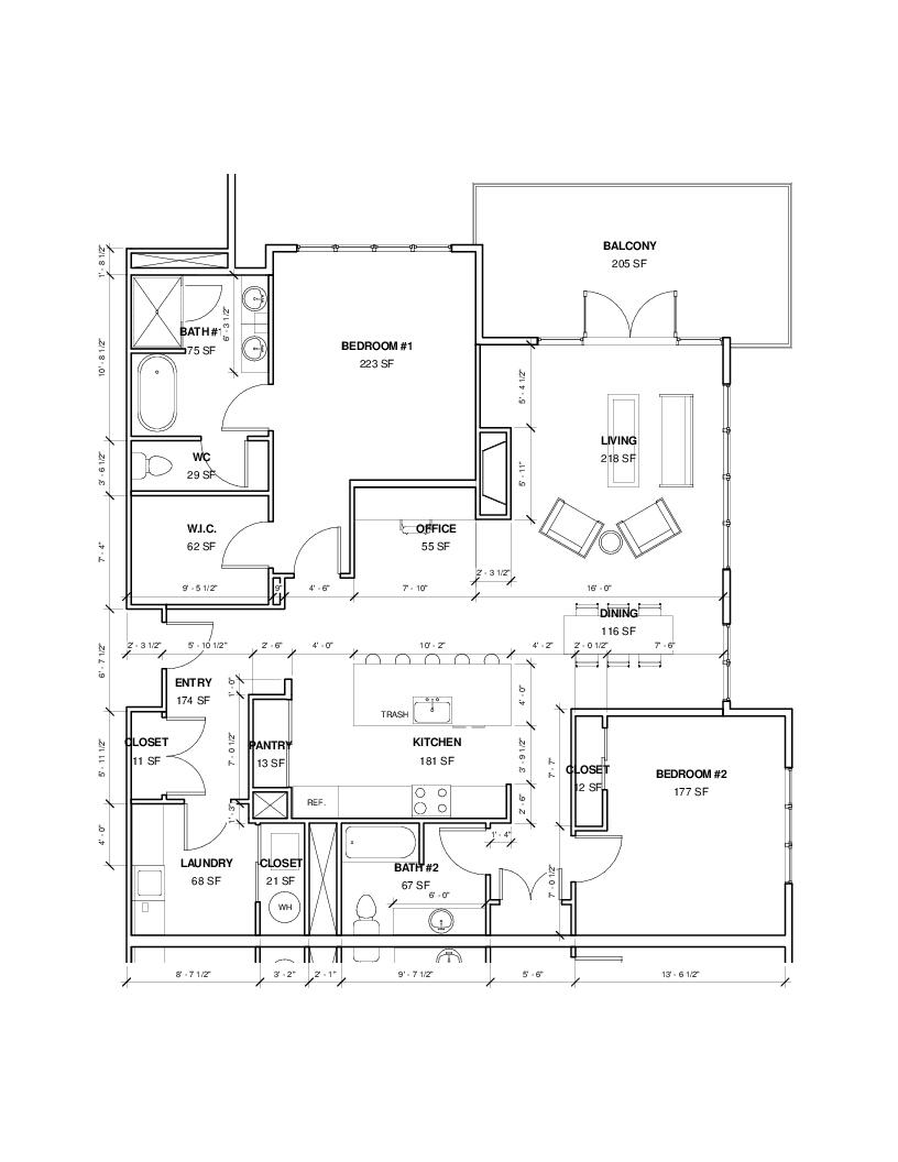 Typical Unit Floorplan