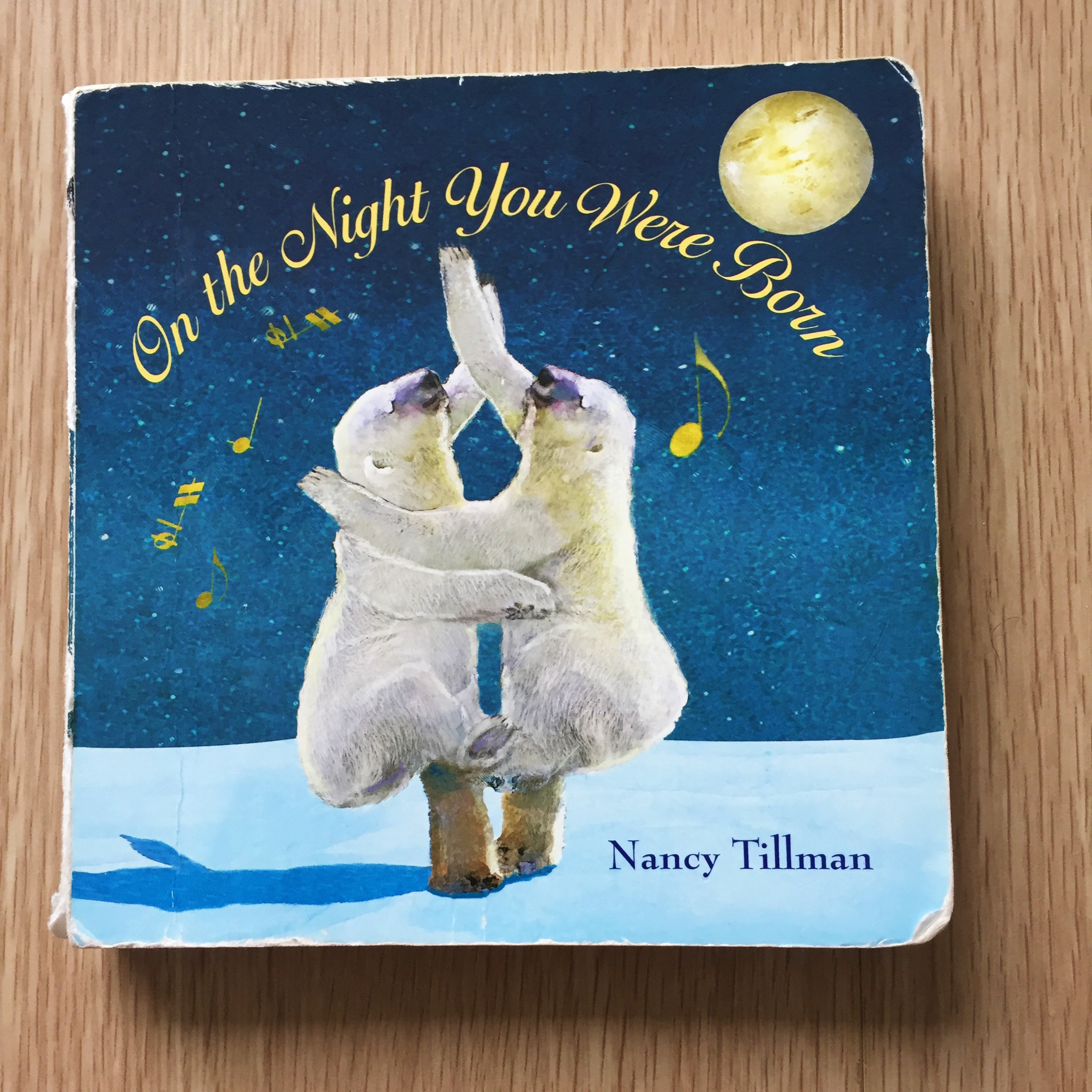 - 1. On the Night You Were Born by Nancy Tillman.A true classic in our household! I hope this book stays in our family for years to come. This was one of the first books I started reading Q once he entered out world. It very quickly became a night time ritual. The words are magical and the illustrations always spark innocent curiosity in his eyes. It's a book celebrating birth, the love and joy it's brought to the people surrounding the child and everyone's worth in this world.