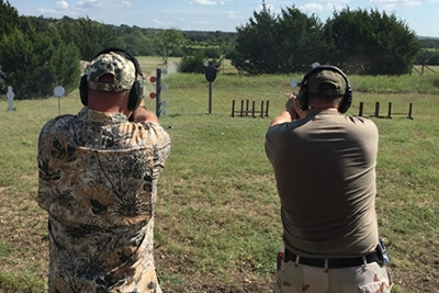 Shooting Ranges -