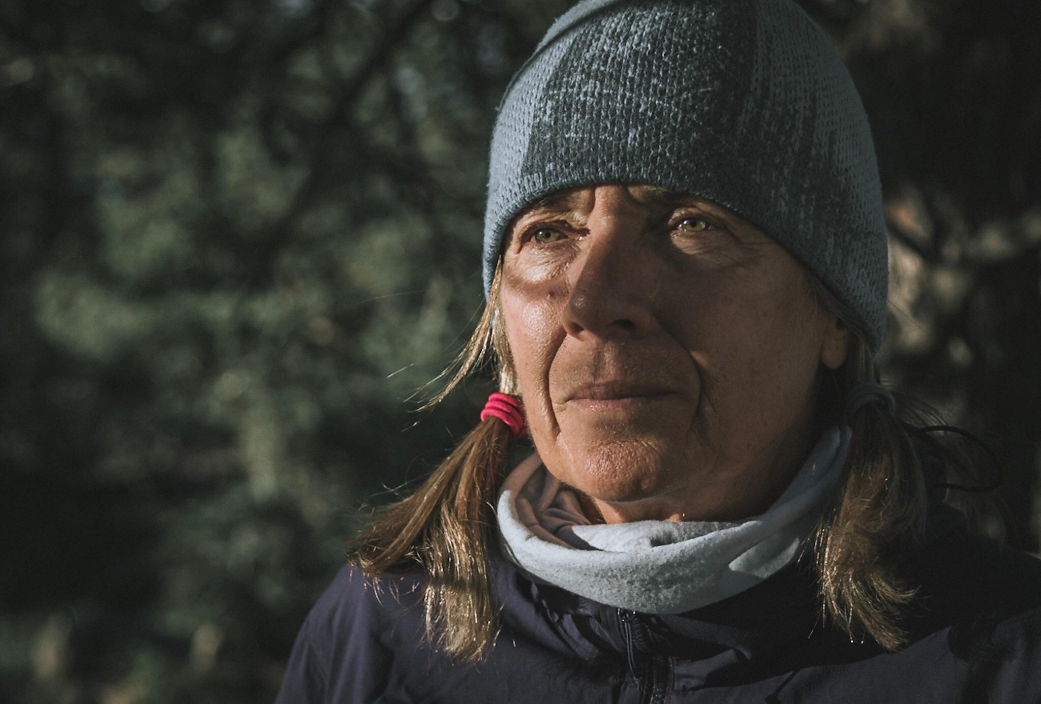 Cindy Gagnon -  guide , avalanche survivor