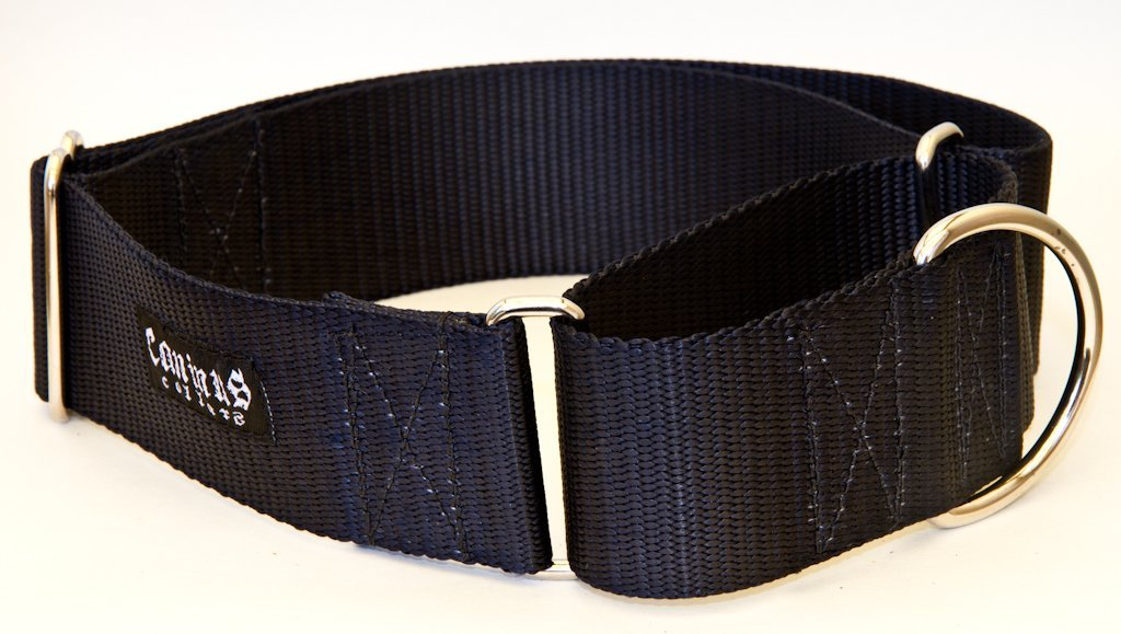 Caninus Collars are soft and very comfortable for dogs.