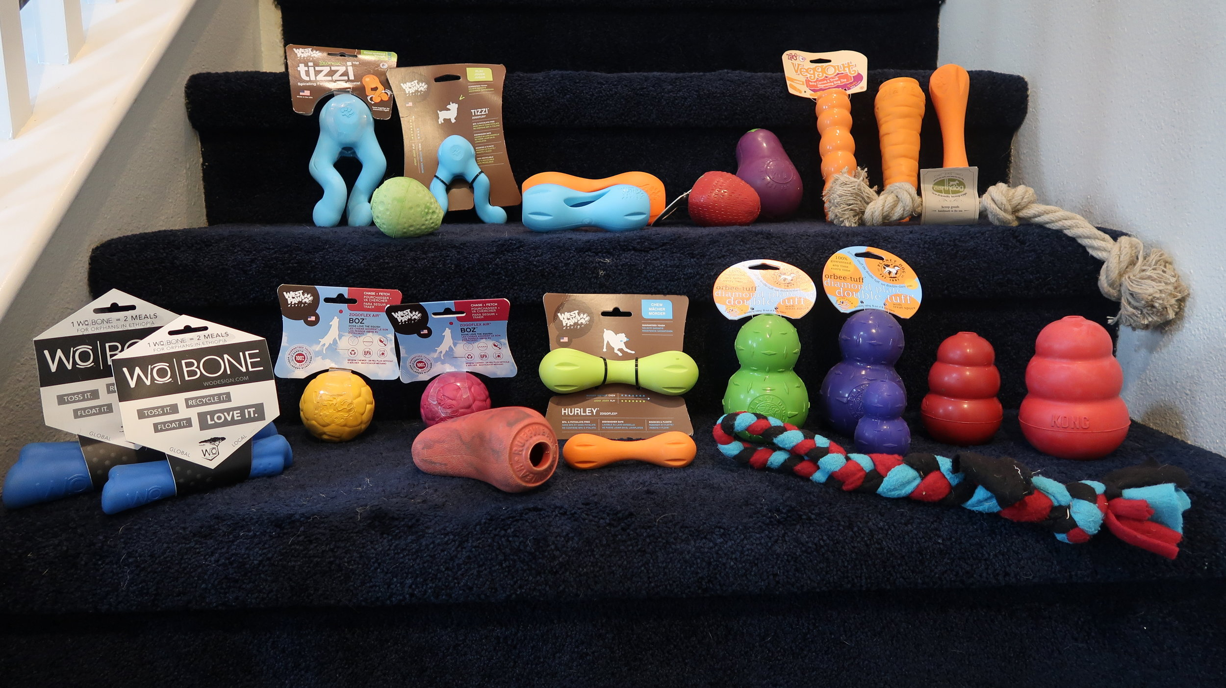 TERRIER BREED TOYS
