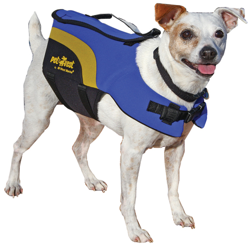 WEST MARINE NEOPRENE PET VEST