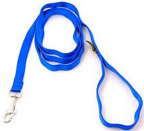 SUPER-SOFT PREMIUM SNAP LEASH (Tubular nylon webbing)    3.2 oz