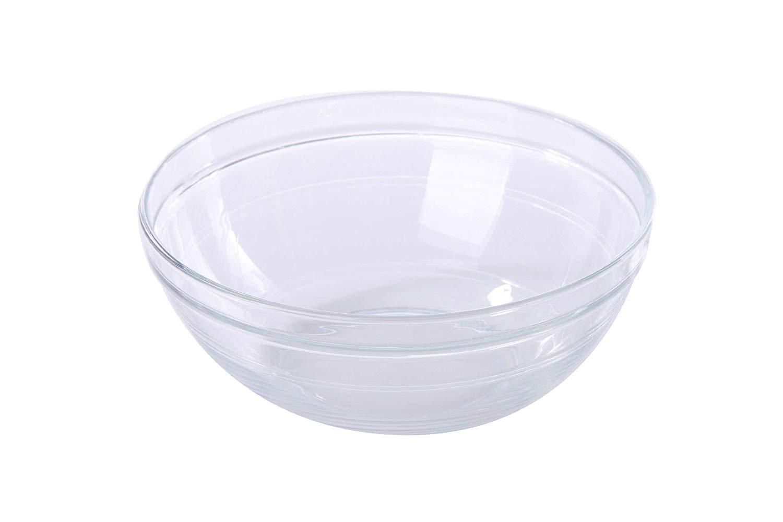 Duralex 2.5 Quart Clear Glass Bowl
