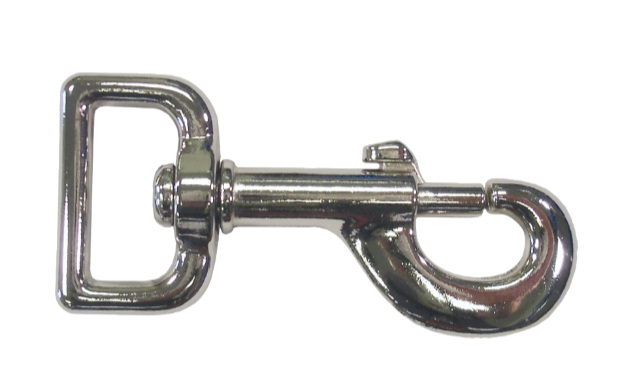 Square - Swivel Eye Bolt Snap    (Traditional Snap Bolt)