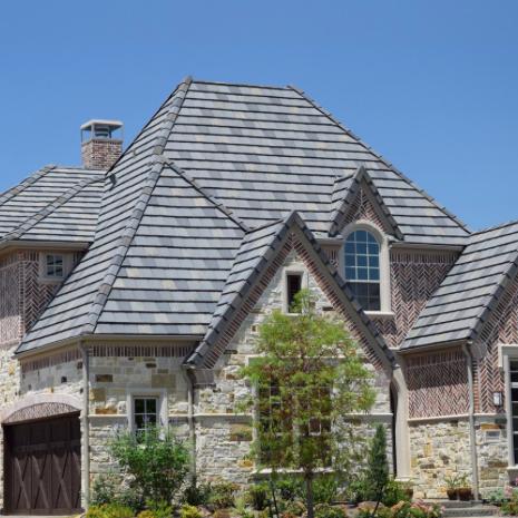 Stone-coatedMetal Roofing -