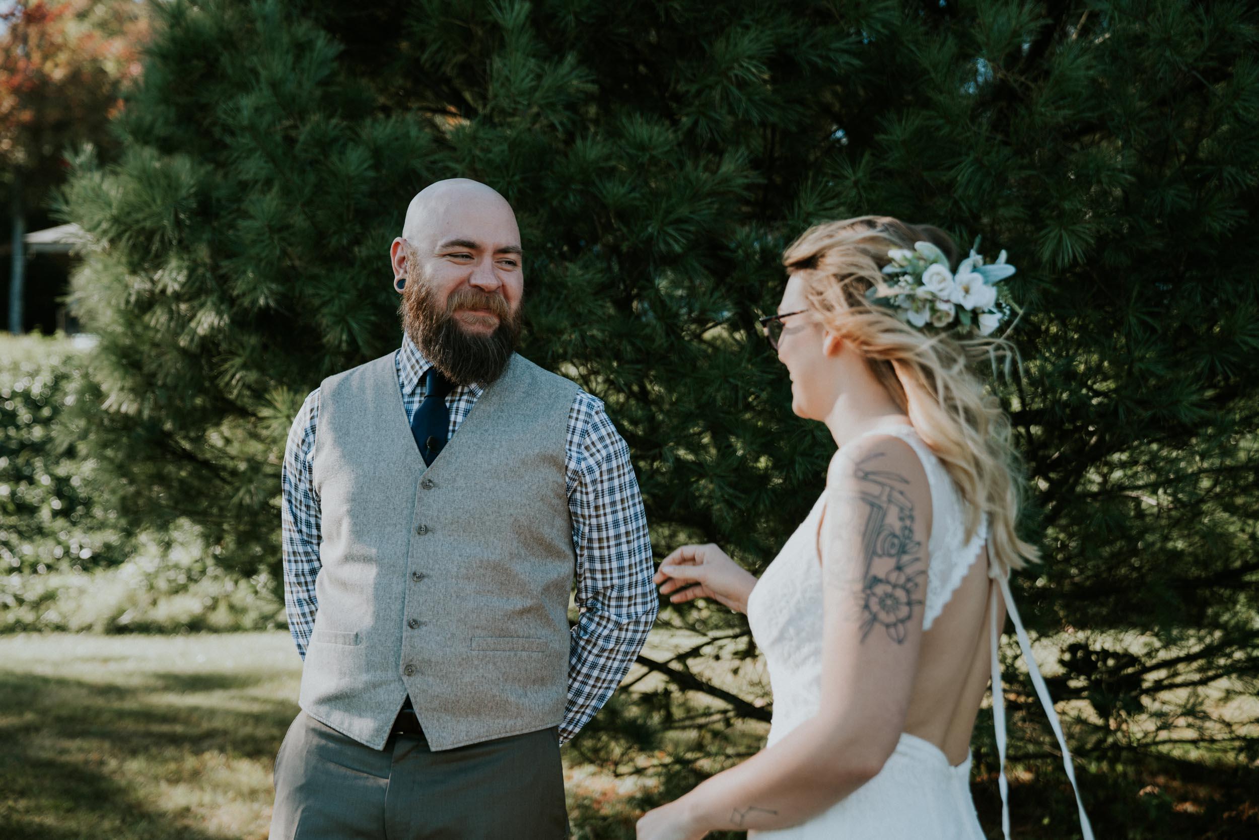 vermont elopement adventure wedding photographer