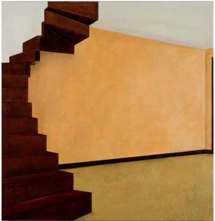 Abstracto 3.2008,Acrilico Sobre Lienzo, 100x100cm.